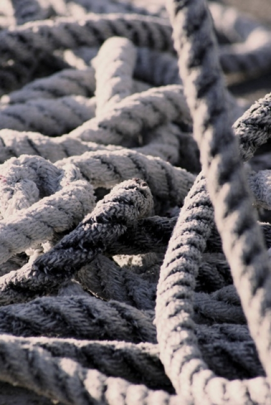 Tangled Ropes
