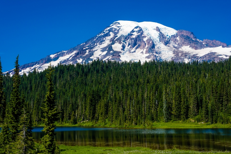Mount Rainier – Reflection Lake