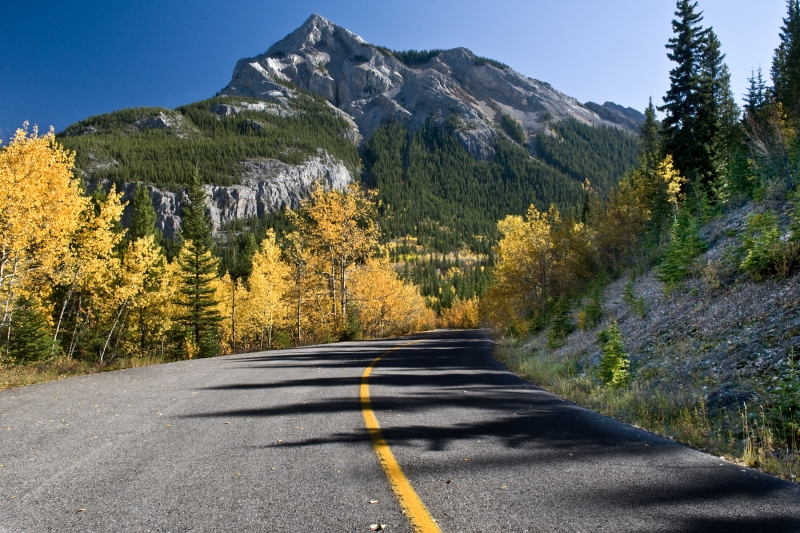 Kananaskis Road
