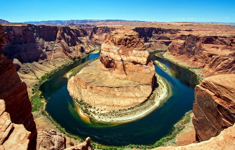 Horseshoe Bend Vista