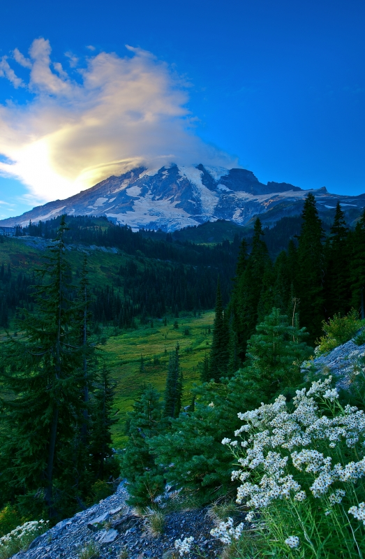Rainer Sunset