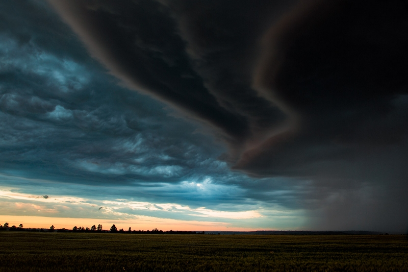 Thunderstorm, Wyoming