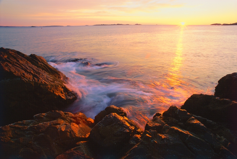 First Light Marblehead