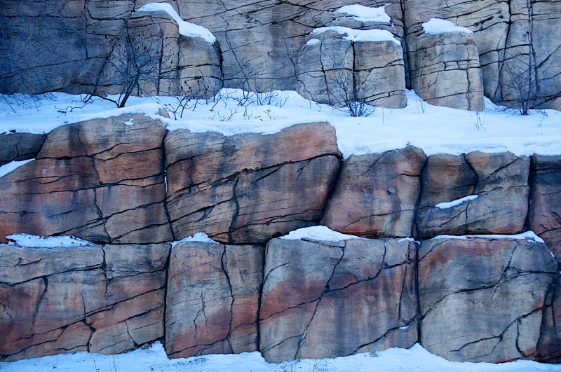 Winter Rocks, Sedona
