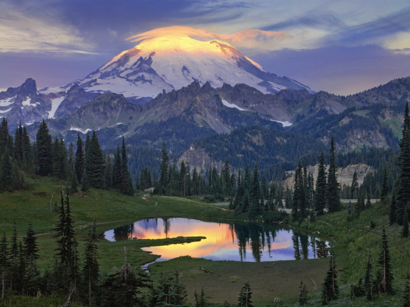 Mt. Rainier Tipsoo Pond, Wa.jpg