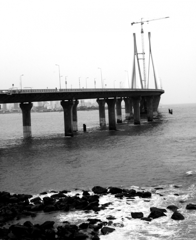 The Bandra Worli Sea Link