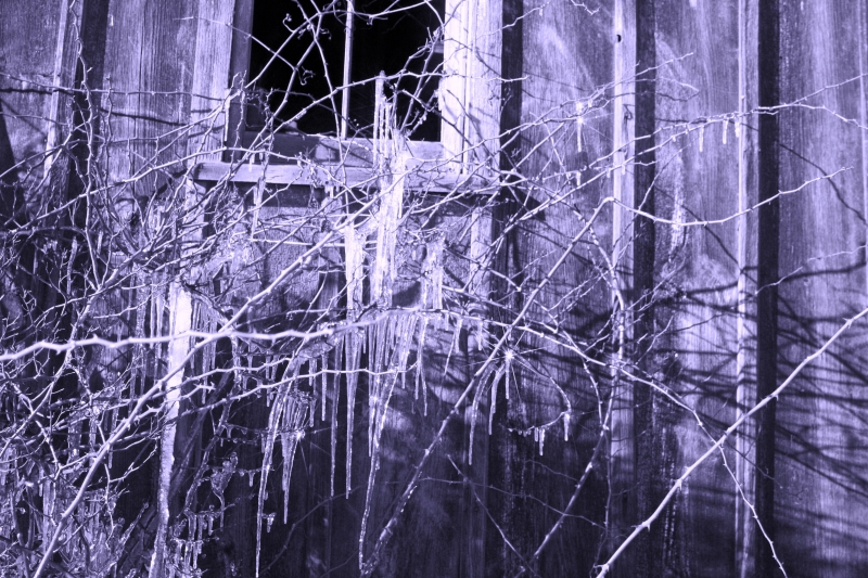 Rustic Barn Icicles 2