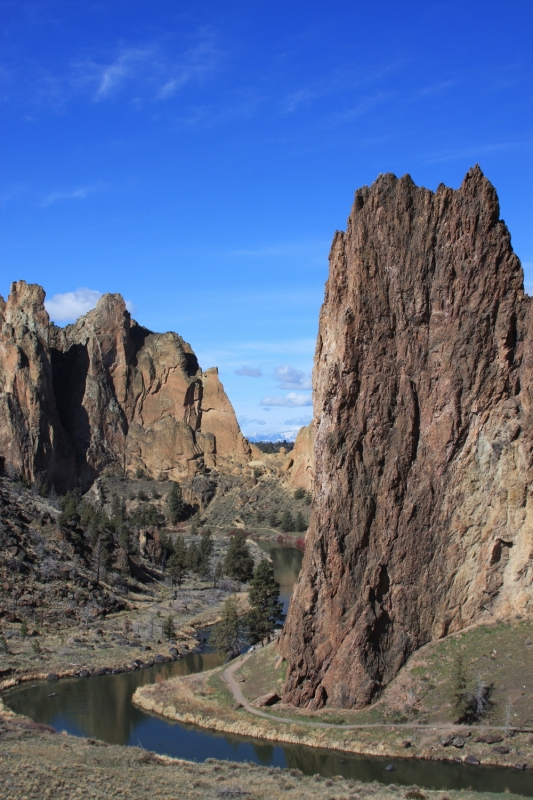 Smith Rocks & Crooked River