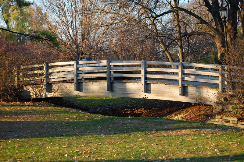 Cantigny Bridge