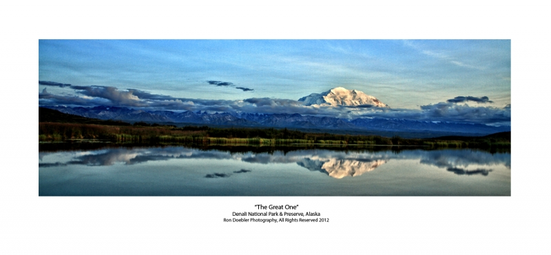 """Denali """"the Great One"""""""