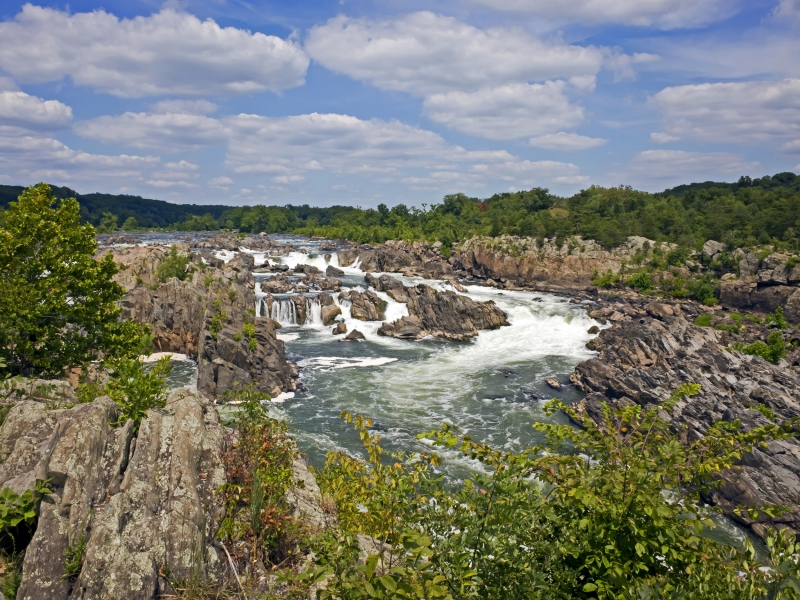 Great Falls Perspective