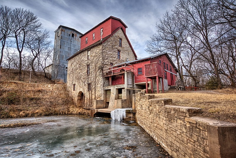 Oxford Mill
