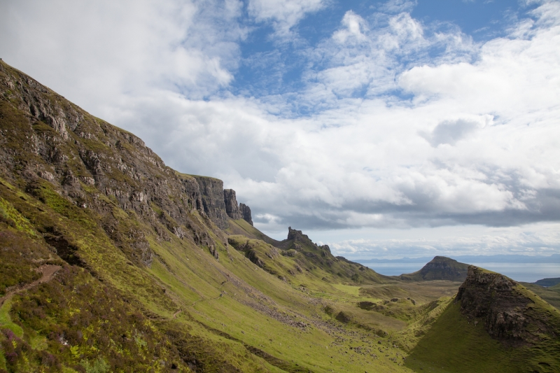 Along The Quiraing