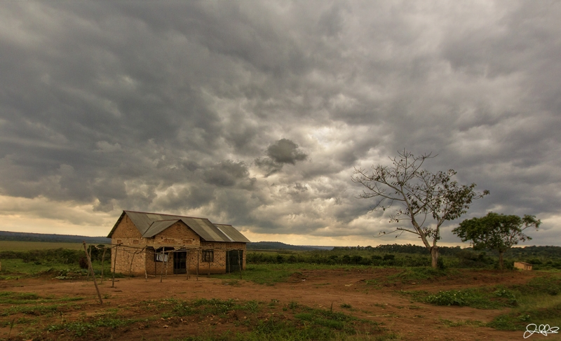 Stormy Skies Over Masaka…