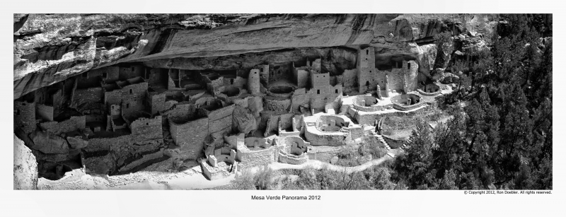 Cliff Palace- Mesa Verde National Park 2012