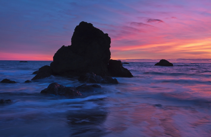 Muir Beach, California