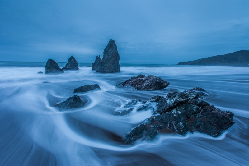 Rodeo Beach Winter