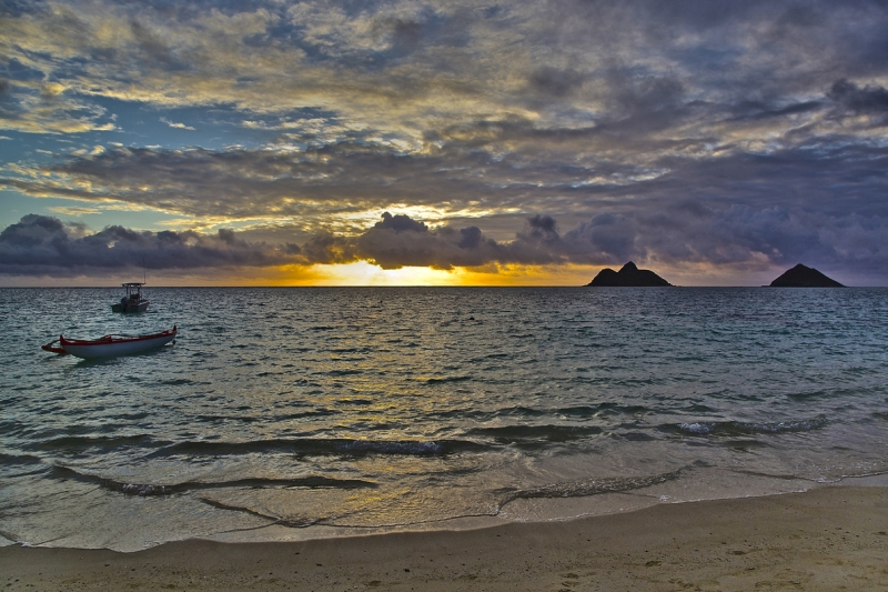 Morning In Lanikai