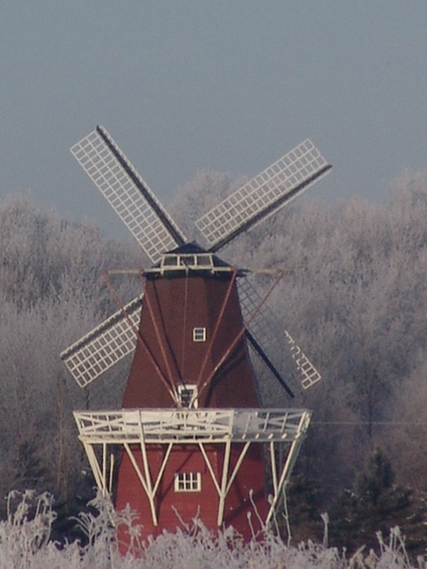 The Windwalker Windmill