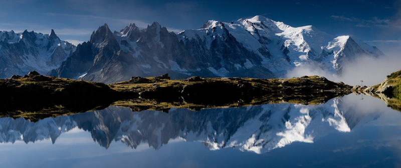 Mont Blanc Aux Cheserys
