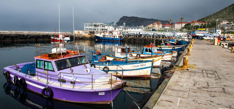 Kalk Bay Harbor