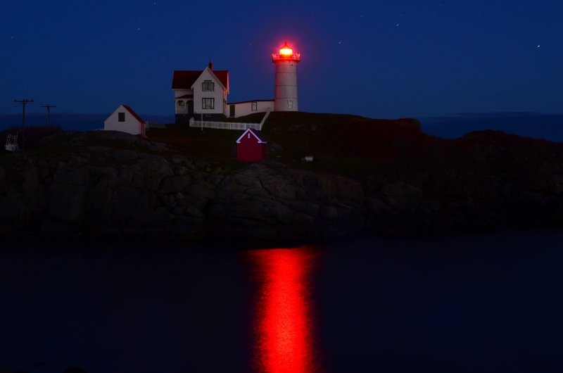 Nubble Night
