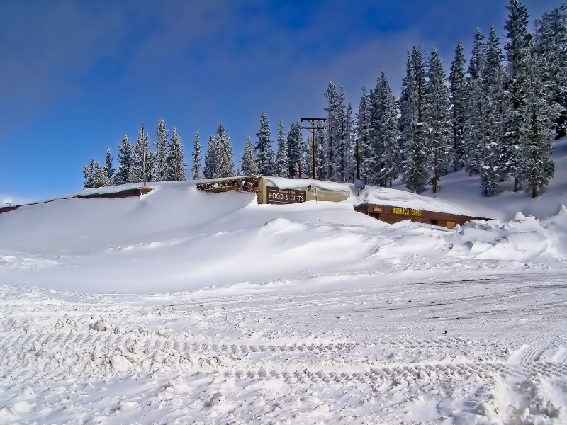 Snow Bound Gift Shop , Monarch Pass