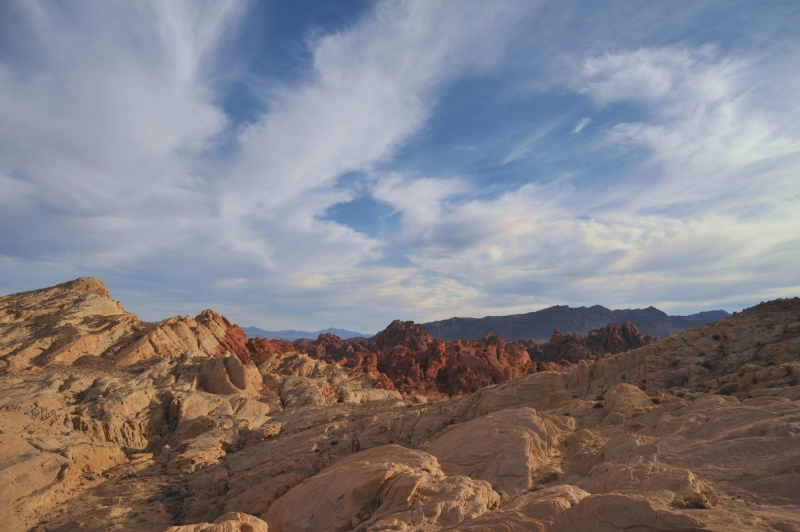 Fire Canyon Valley Of Fire