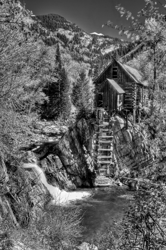 Crystal Creek Mill
