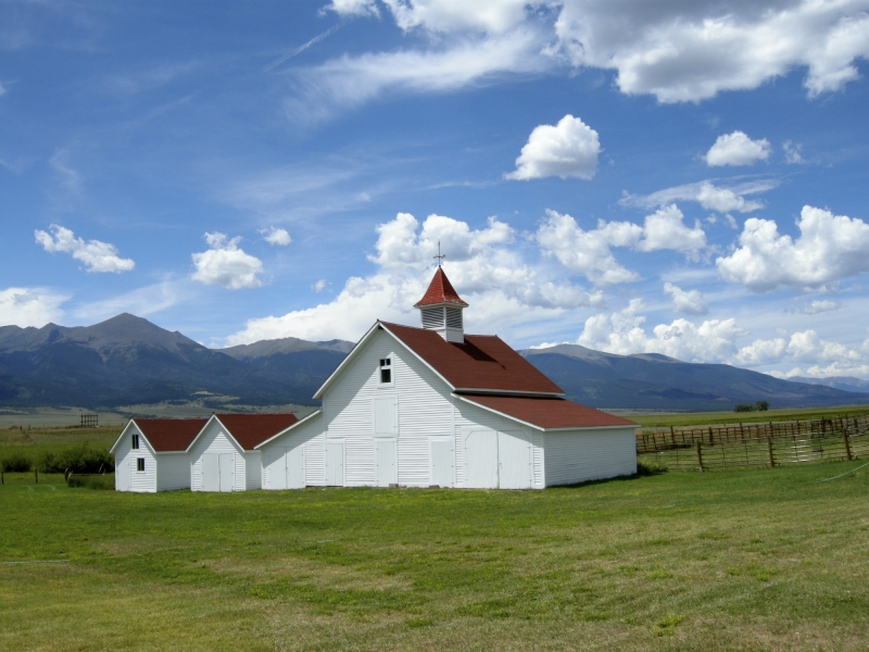 Ranch Barns