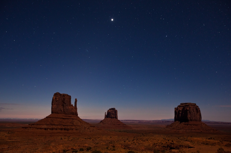 Venus Over The Mittens Ii