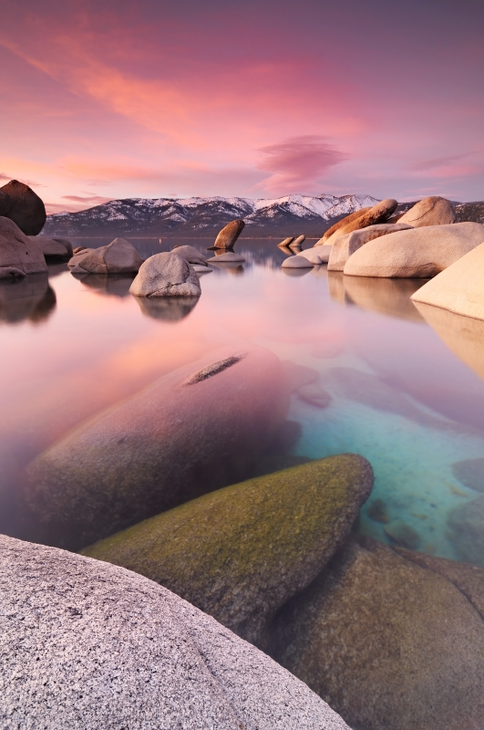 Breathless – Sand Harbor, Lake Tahoe