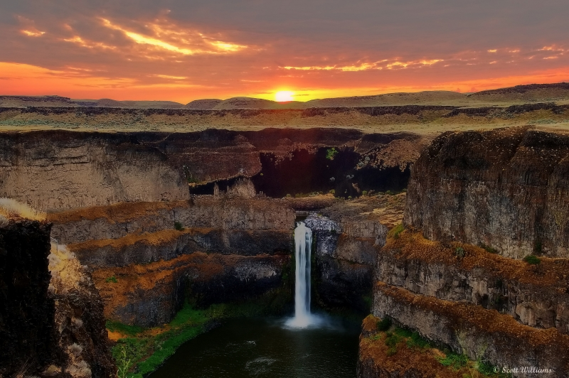 Palouse Falls – Sunrise