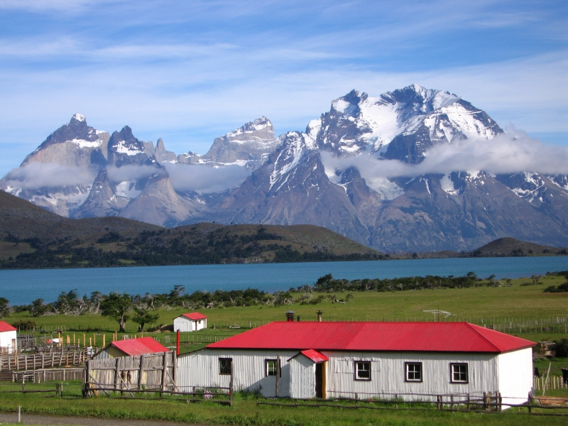 The Splendor Of Chilean Patagonia