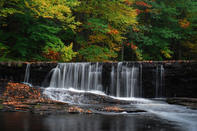 Monadnock Valley Foundry Dam