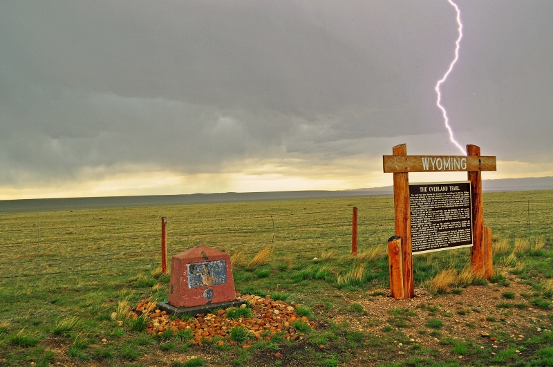 Overland Trail Lightning