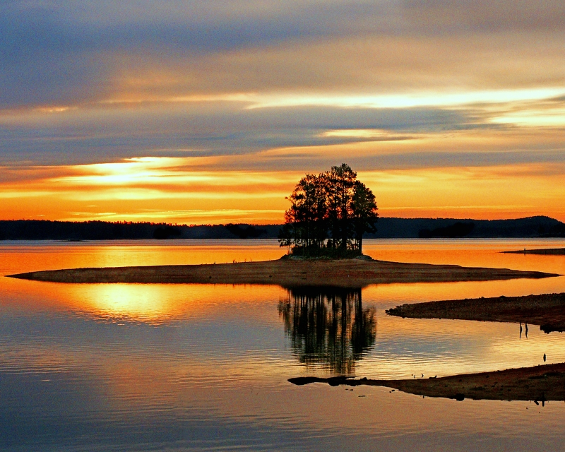 Lake Martin Sunrise