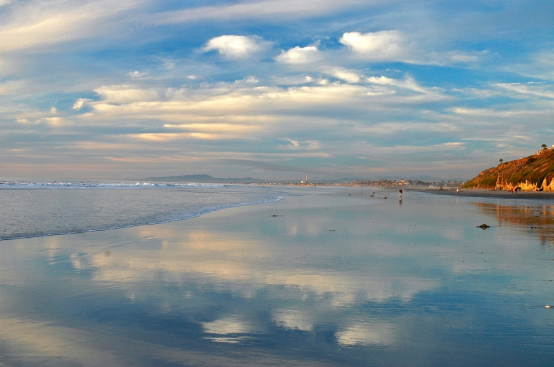 Grandview Beach, Encinitas, Ca