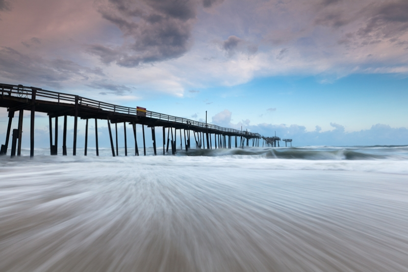 Cape Hatteras Fishing Pier, Frisco, North Carolina
