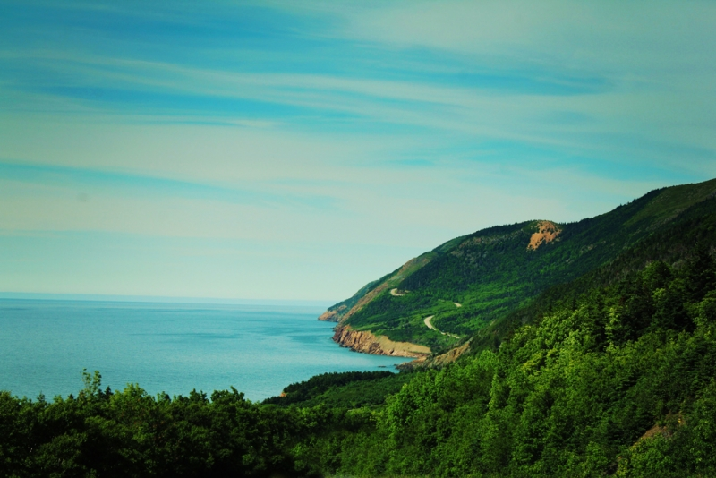 Cape Breton Highlands National Park-Cabot Trail