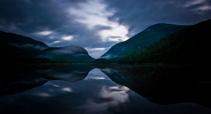 Lake Colden At Dawn