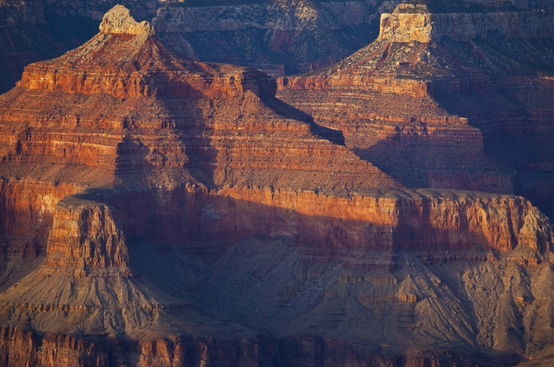 All Those Colors – A Grand Canyon Evening