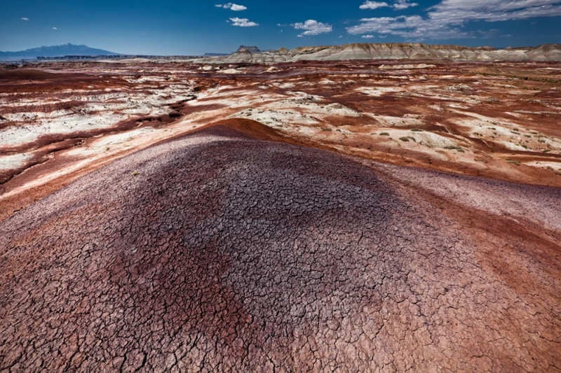 """Landscape From The """"mars"""""""