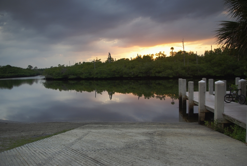 Loxahatchee Sunset