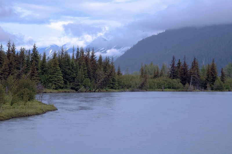 Quiet Places, Kenai River