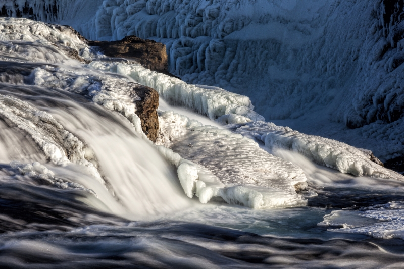 Icy River – Gullfoss