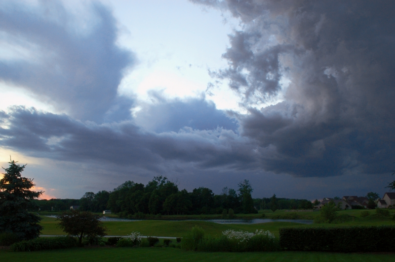 Late Spring Storm