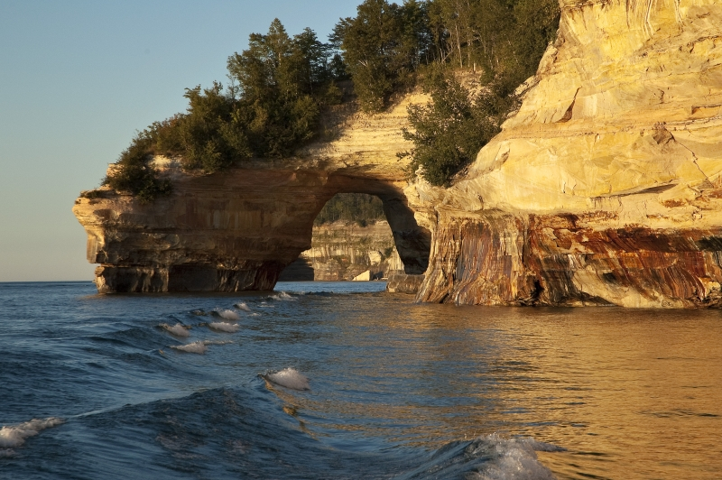 Picture Rocks National Lakeshore