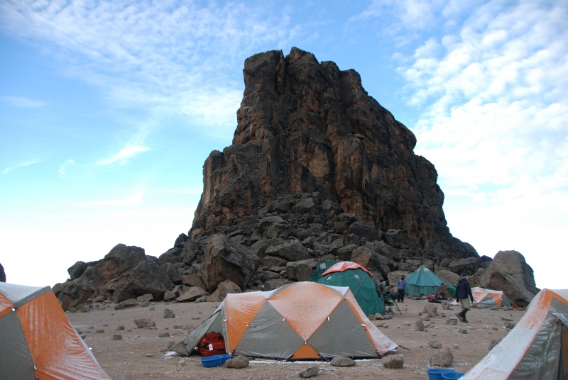 Lava Tower, Mount Kilimanjaro