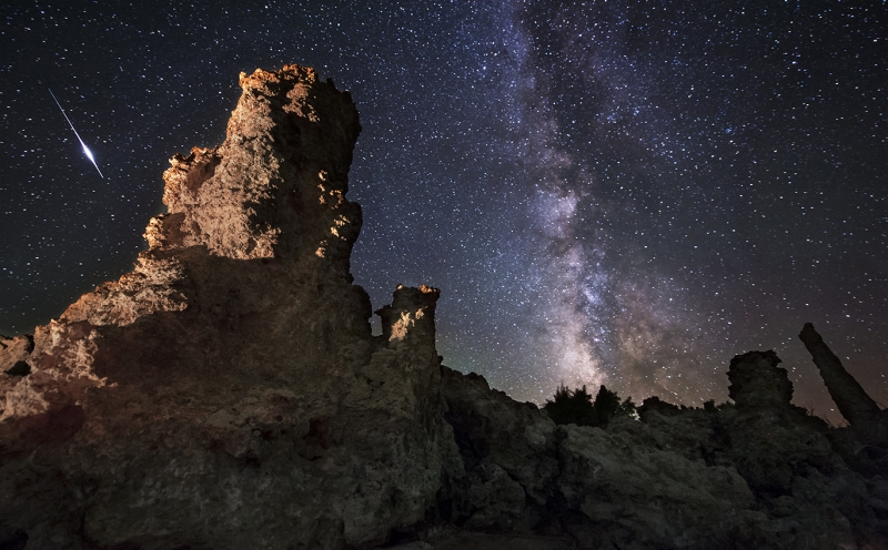 Milkyway At Monolake